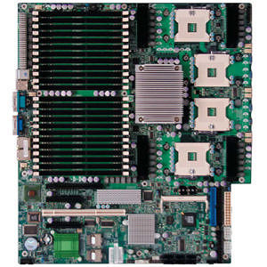 Supermicro MBD-X7QC3-O X7QC3 Server Motherboard - Intel Chipset - Socket PGA-604 - 1 x Retail Pack