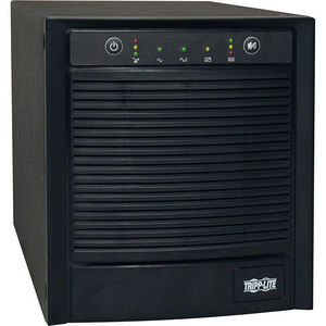 Tripp Lite SMART2200SLT UPS Smart 2200VA 1600W Tower AVR 120V USB DB9 SNMP for Servers