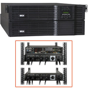 Tripp Lite SU8000RT4U SmartOnline 8000VA 5600W Tower/Rack Mountable UPS