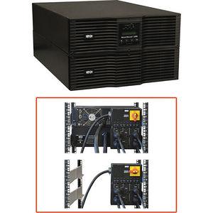 Tripp Lite SU10000RT3U2TF UPS Smart Online 10000VA 9000W 208/120V Rackmount 10kVA USB DB9 10URM