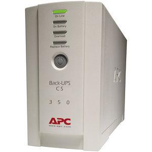 APC BK350EI APC BACK-UPS CS 350VA