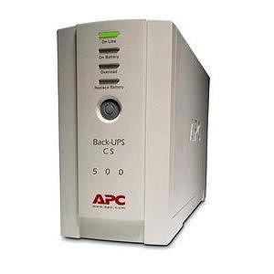 APC BK500EI APC Back-UPS CS 500