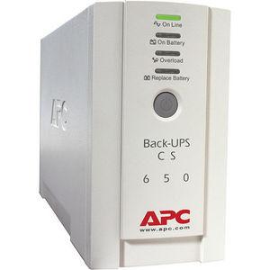 APC BK650EI APC Back-UPS CS 650VA 230V For International Use