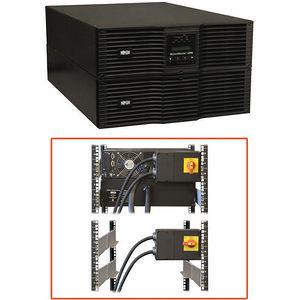 Tripp Lite SU10KRT3U UPS Smart Onlline 10000VA 9000W Rackmount 10kVA PDU 208/240/120V 9U