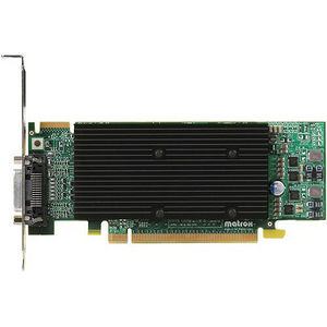 Matrox M9120-E512LPUF M9120 Graphic Card - 512 MB DDR2 SDRAM