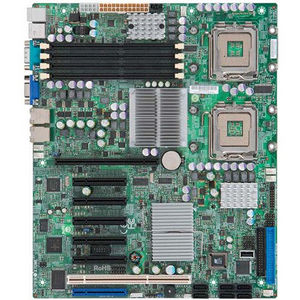 Supermicro MBD-X7DWE-O Server Motherboard - Intel Chipset