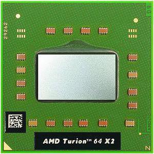 AMD TMDTL52HAX5CT Turion 64 X2 Dual-Core TL-52 1.6GHz Processor