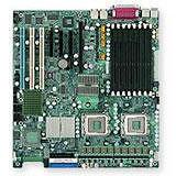 Supermicro MBD-X7DBE-B X7DBE Server Motherboard - Intel Chipset - Socket J LGA-771 - Bulk Pack