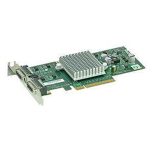 SuperMicro AOC-STG-I2 10Gb Ethernet Adapter Twin CX4 Ports