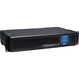 Tripp Lite SMART1500LCD UPS Smart 1500VA 900W Rackmount Tower LCD AVR 120V USB DB9 RJ45