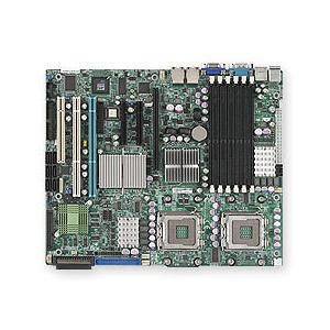 Supermicro MBD-X7DVA-8-O X7DVA-8 Server Motherboard - Intel Chipset - Socket J LGA-771 - Retail