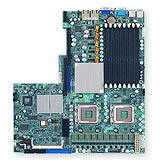 Supermicro MBD-X7DGU-B X7DGU Server Motherboard - Intel 5000X Chipset - Socket J LGA-771 - Bulk
