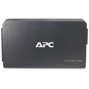 APC C2 C Type AV Power Filter 2-Outlets Surge Suppressor