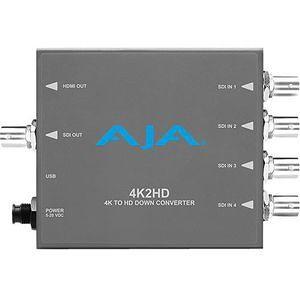AJA 4K2HD-R0 4K to HD down-conversion