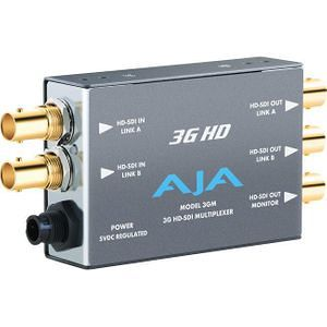 AJA 3GM-R0 3G/1.5G HD/SD SDI bidirectional multiplexer, SD/HD Audio/Video