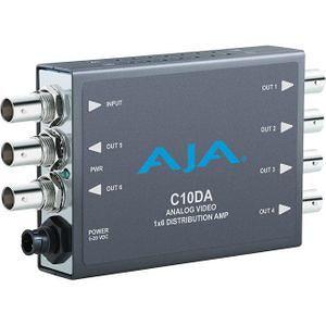 AJA C10DA-R0 Analog Video 1x6 Distribution Amplifier
