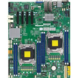 Supermicro MBD-X10DRD-LTP-O Server Motherboard - Intel C612 Chipset - Socket LGA 2011-v3 - Retail