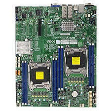 Supermicro MBD-X10DRD-LTP-B Server Motherboard - Intel C612 Chipset - Socket LGA 2011-v3 - Bulk