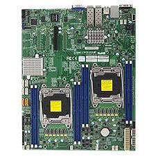 Supermicro MBD-X10DRD-LTP-B Server Motherboard - Intel C612 Chipset - Socket LGA 2011-v3 - Bulk