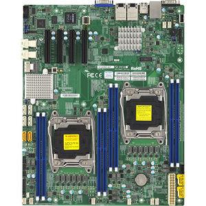 Supermicro MBD-X10DRD-LT-O Desktop Motherboard - Intel C612 Chipset - Socket LGA 2011-v3 - Retail