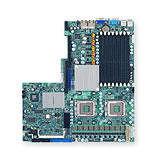 Supermicro MBD-X7DBU-B Server Motherboard - Intel Chipset - Socket J LGA-771 - Bulk Pack