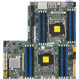 Supermicro MBD-X10DRW-IT-O Server Motherboard - Intel C612 Chipset - Socket LGA 2011-v3 -Retail
