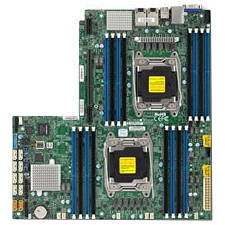 Supermicro MBD-X10DRW-E-O Server Motherboard - Intel C612 Chipset - Socket LGA 2011-v3 - Retail