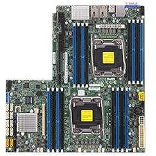 Supermicro MBD-X10DRW-I-B Server Motherboard - Intel C612 Chipset - Socket LGA 2011-v3 - Bulk Pack