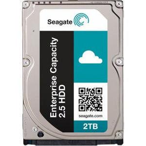 """Seagate ST2000NX0273 2TB SAS 12Gb/s 7200RPM 2.5"""" 128MB Cache Enterprise HDD"""