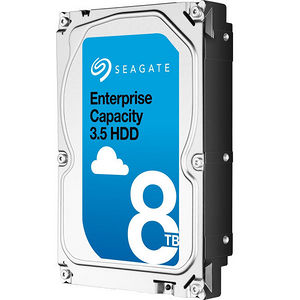 "Seagate ST8000NM0095 8 TB Hard Drive - SAS (12Gb/s SAS) - 3.5"" Drive - Internal"