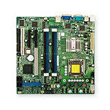 Supermicro MBD-PDSML-LN1+-O Server Motherboard - Intel 3000 Chipset - Socket T LGA-775 - Retail