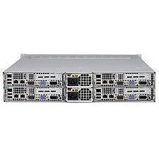 Supermicro AS-2022TC-BTRF Server Barebone - 2U - AMD SR5670 Chipset - Socket C32 LGA-1207 - 2 x CPU