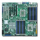 Supermicro MBD-X8DTN+-O X8DTN+ Server Motherboard - Intel 5520 Chipset - Socket B LGA-1366 - Retail