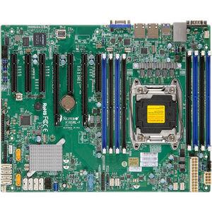 Supermicro MBD-X10SRL-F-O Server Motherboard - Intel C612 Chipset - Socket LGA 2011-v3 - Retail