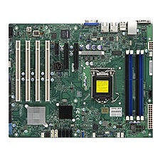 Supermicro MBD-X10SLX-F-O Server Motherboard - Intel C222 Chipset - Socket H3 LGA-1150 - Retail
