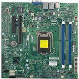 Supermicro MBD-X10SLL-S-B Server Motherboard - Intel C222 Chipset - Socket H3 LGA-1150 - Bulk Pack