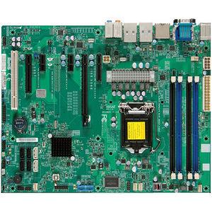 Supermicro MBD-X9SAE-B Desktop Motherboard - Intel C216 Chipset - Socket H2 LGA-1155 - 1 x Bulk