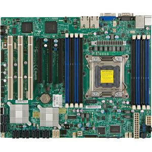 Supermicro MBD-X9SRI-F-O Server Motherboard - Intel C602 Chipset - Socket R LGA-2011 - Retail