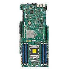Supermicro MBD-X9SRG-F-B Server Motherboard - Intel C602 Chipset - Socket R LGA-2011 - 1 x Bulk