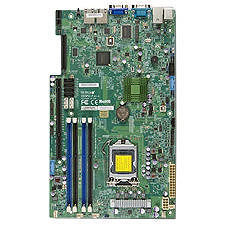 Supermicro MBD-X9SPU-F-O Server Motherboard - Intel C216 Chipset - Socket H2 LGA-1155 - Retail