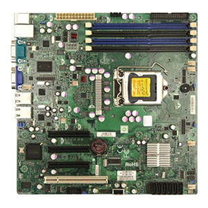 Supermicro MBD-X8SIL-V-O Server Motherboard - Intel 3420 Chipset - Socket H LGA-1156 - Retail