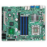 Supermicro MBD-X8STI-F-O Server Motherboard - Intel X58 Express Chipset - Socket B LGA-1366