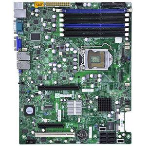 Supermicro MBD-X8SIE-LN4F-B Server Motherboard - Intel 3420 Chipset - Socket H LGA-1156 - Bulk
