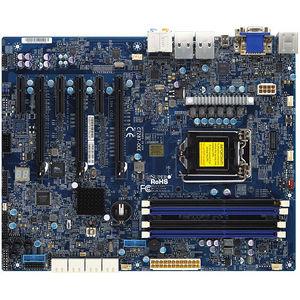Supermicro MBD-C7Z87-OCE-O Desktop Motherboard - Intel Z87 Express Chipset - Socket H3 LGA-1150