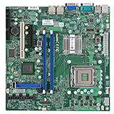Supermicro MBD-X7SLM-O X7SLM Server Motherboard - Intel 945GC Chipset - Socket T LGA-775 - Retail