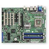 Supermicro MBD-C2SBC-Q-B Desktop Motherboard - Intel Chipset - Socket T LGA-775 - Bulk Pack
