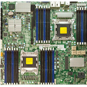Supermicro MBD-X9DRD-IT+-O Server Motherboard - Intel C602 Chipset - Socket R LGA-2011 - Retail