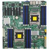 Supermicro MBD-X9DRD-7LN4F-O Server Motherboard - Intel C602-J Chipset - Socket R LGA-2011 - Retail
