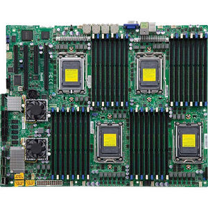 Supermicro MBD-H8QGI-LN4F-B Server Motherboard - AMD SR5690 Chipset - Socket G34 LGA-1944 - Bulk