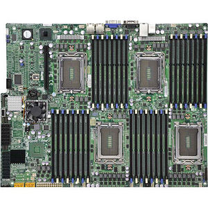 Supermicro MBD-H8QG6+-F-O Server Motherboard - AMD SR5690 Chipset - LGA-1944